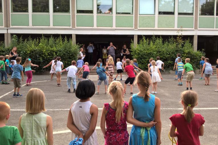 Grundschule mit neuer Webseite online