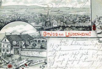 """Vortragsreihe """"Historisches Laubenheim"""" in Bildern wird fortgesetzt"""
