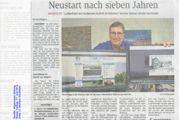 Neue Webseite www.mz-laubenheim.de