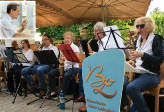 Blasorchester sucht Mitspieler