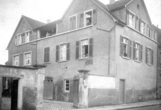 Oppenheimer Straße